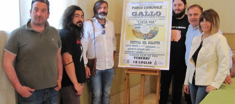 Chesa mia Festival - Gallo di Petriano - 18 luglio 2014