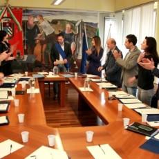 Insediamento consiglio provinciale1