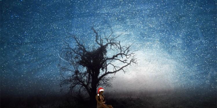 """Tito Gargamelli - Cartolina natalizia del """" Popolo dei Cesani """"  http://titogargamelli.wix.com/titogargamelli"""