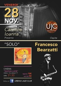 Urbino Jazz Club al Nuova Luce