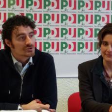 Federico Scaramucci e Raffaella Vagnerini