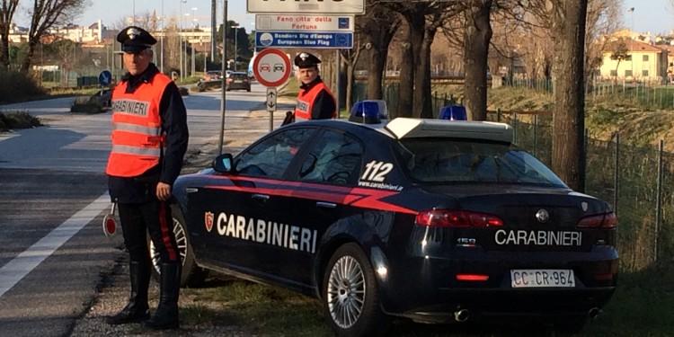 Carabinieri Fano
