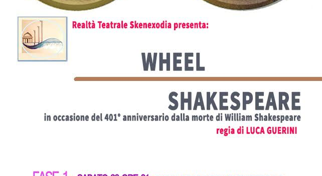 wheel shakespeare