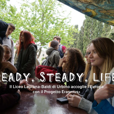 erasmus + ready steady life