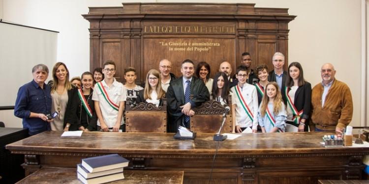 Like alla legalità Processo simulato a Urbino