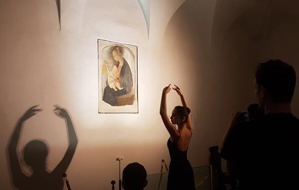 Urbino_CasaRaffaello_Backstage2
