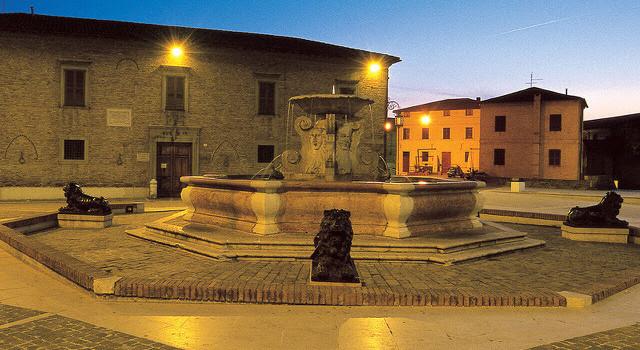 senigallia piazza