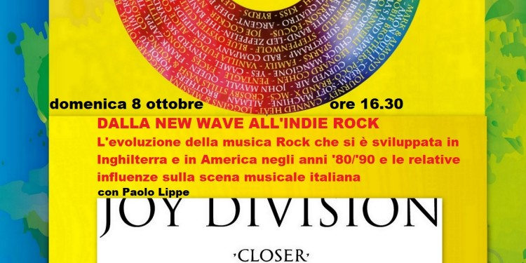 Dalla New Wave all'Indie Rock
