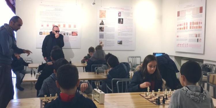 foto.bambini torneo scacchi