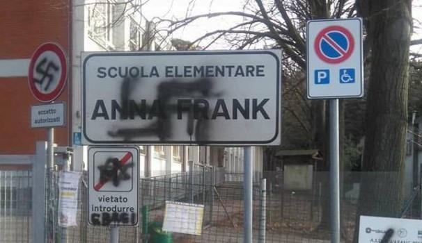 scritte anna frank X1D1KKAA