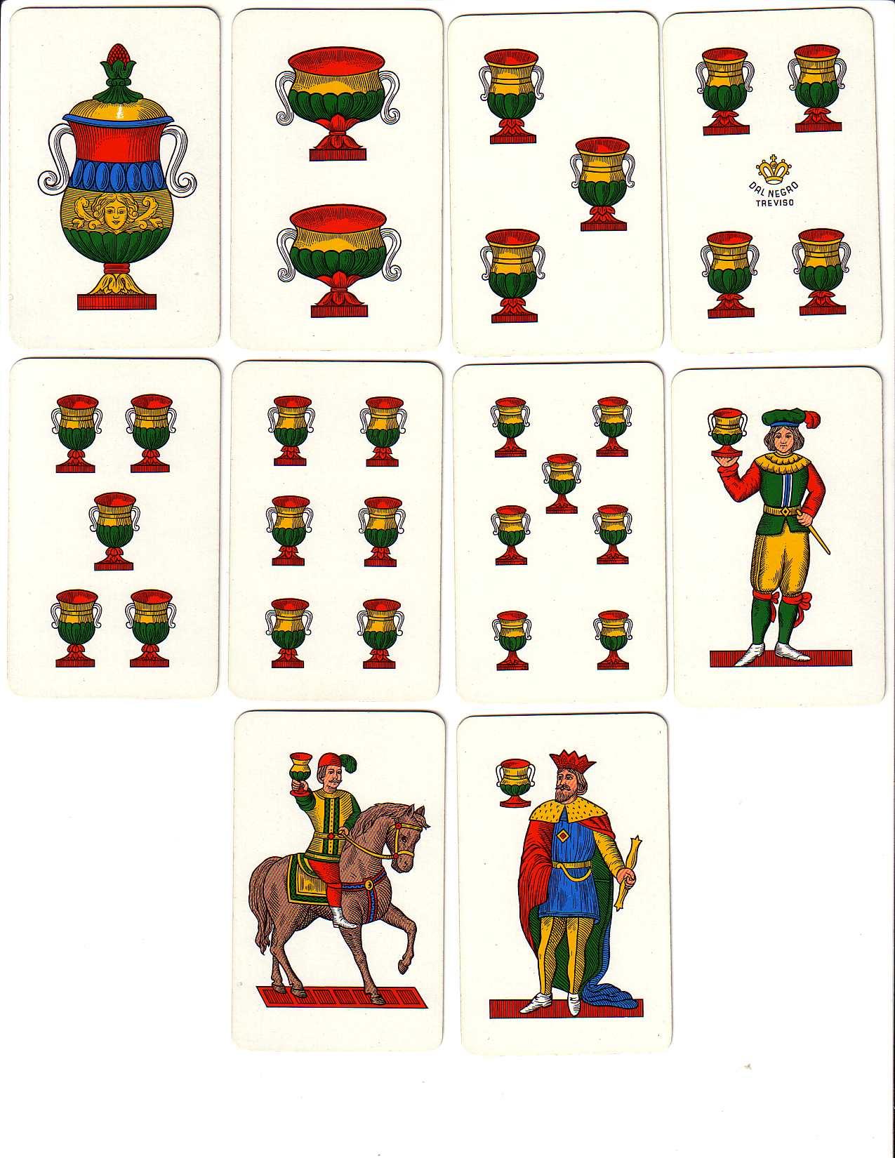 Gioco di carte siciliane