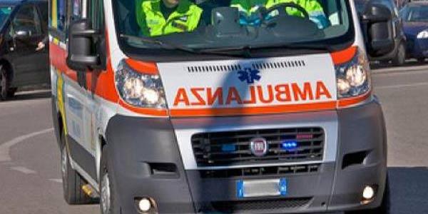 ambulanza per tg