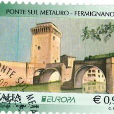 Francobollo_Europa_Fermignano_9maggio2018