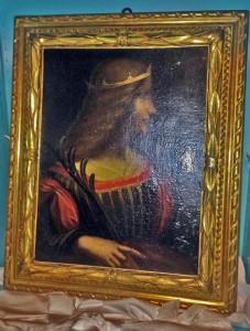 Arte: dipinto Leonardo sequestrato in Svizzera da Gdf Pesaro